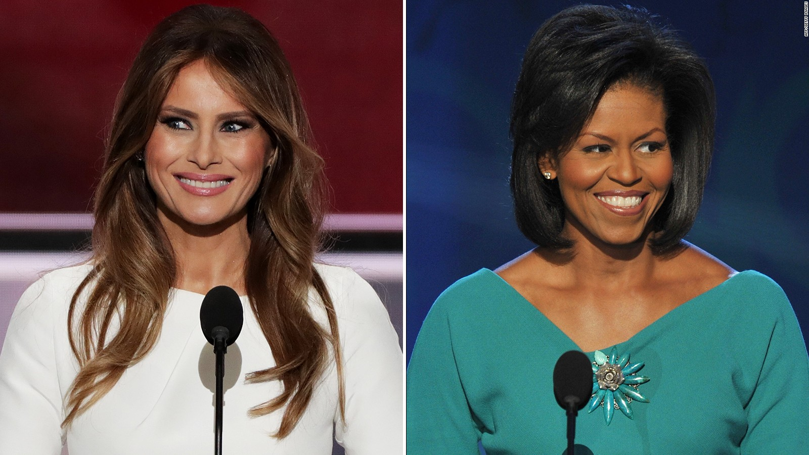 Melania Trump plagiarism controversy: Campaign tries to move on.