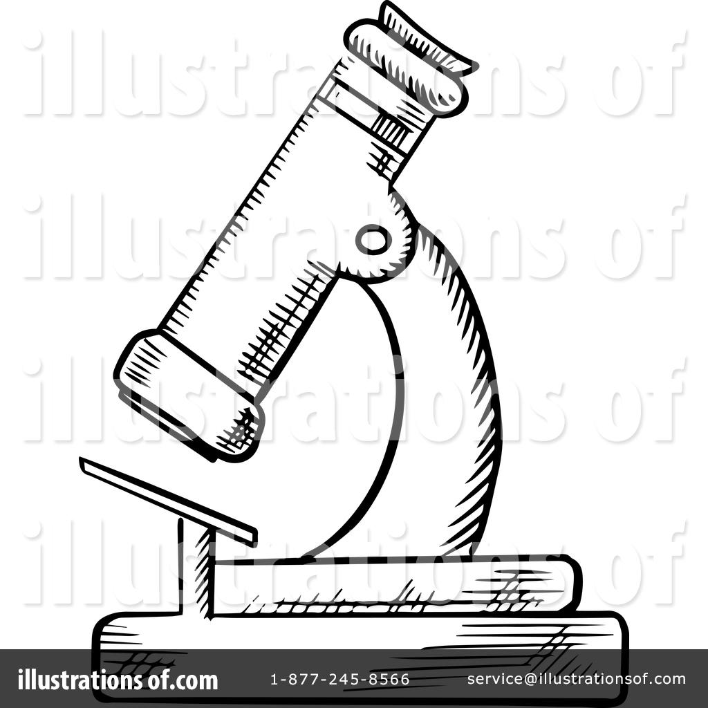 Microscope Clipart #1361250.