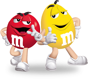 M&M\'s Talking transparent PNG.