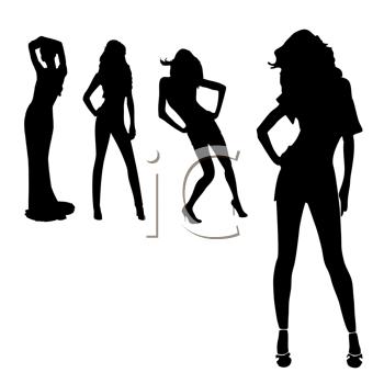 Clipart of models » Clipart Portal.