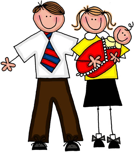 Mom and dad clipart 2 » Clipart Station.