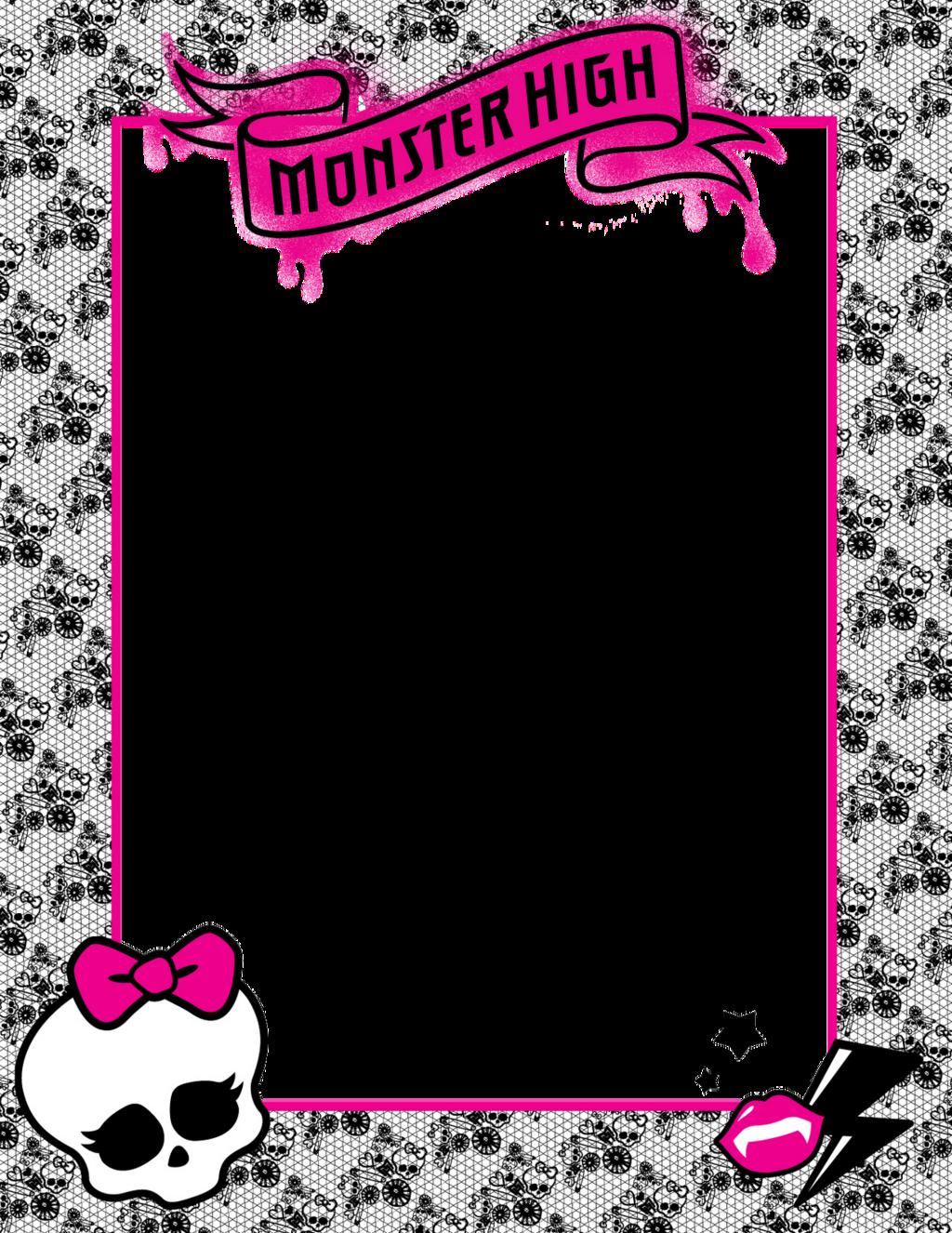 Watch more like Monster High Skull Clip Art.