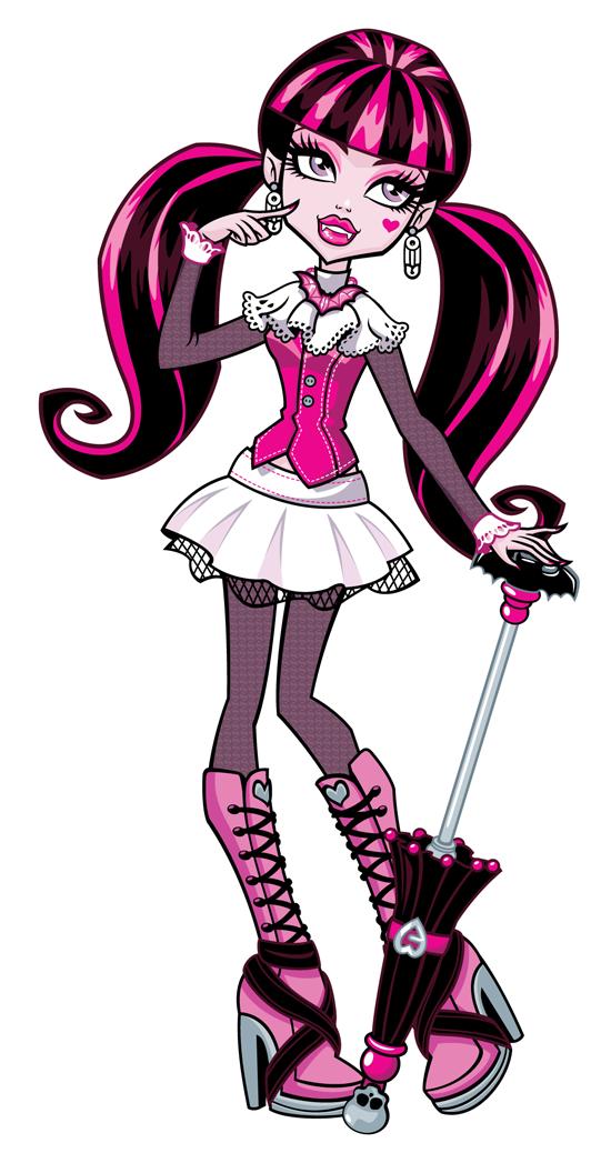 Clipart Monster High.