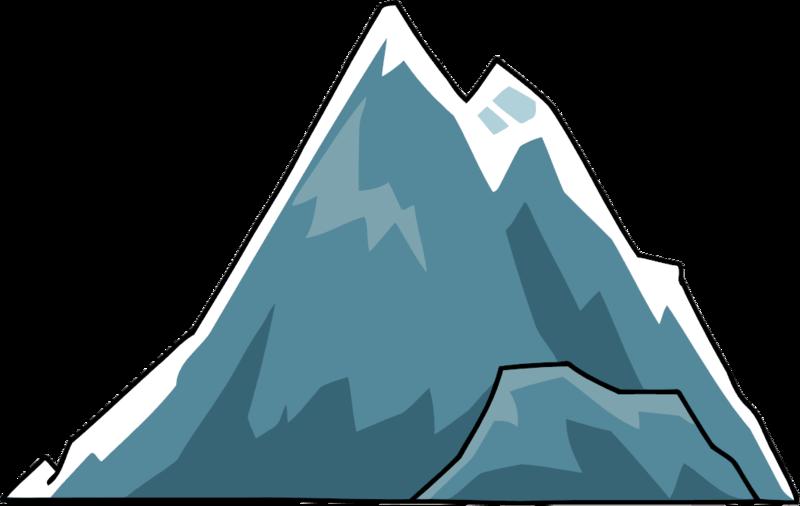 Mountain clipart mountain slope, Mountain mountain slope.