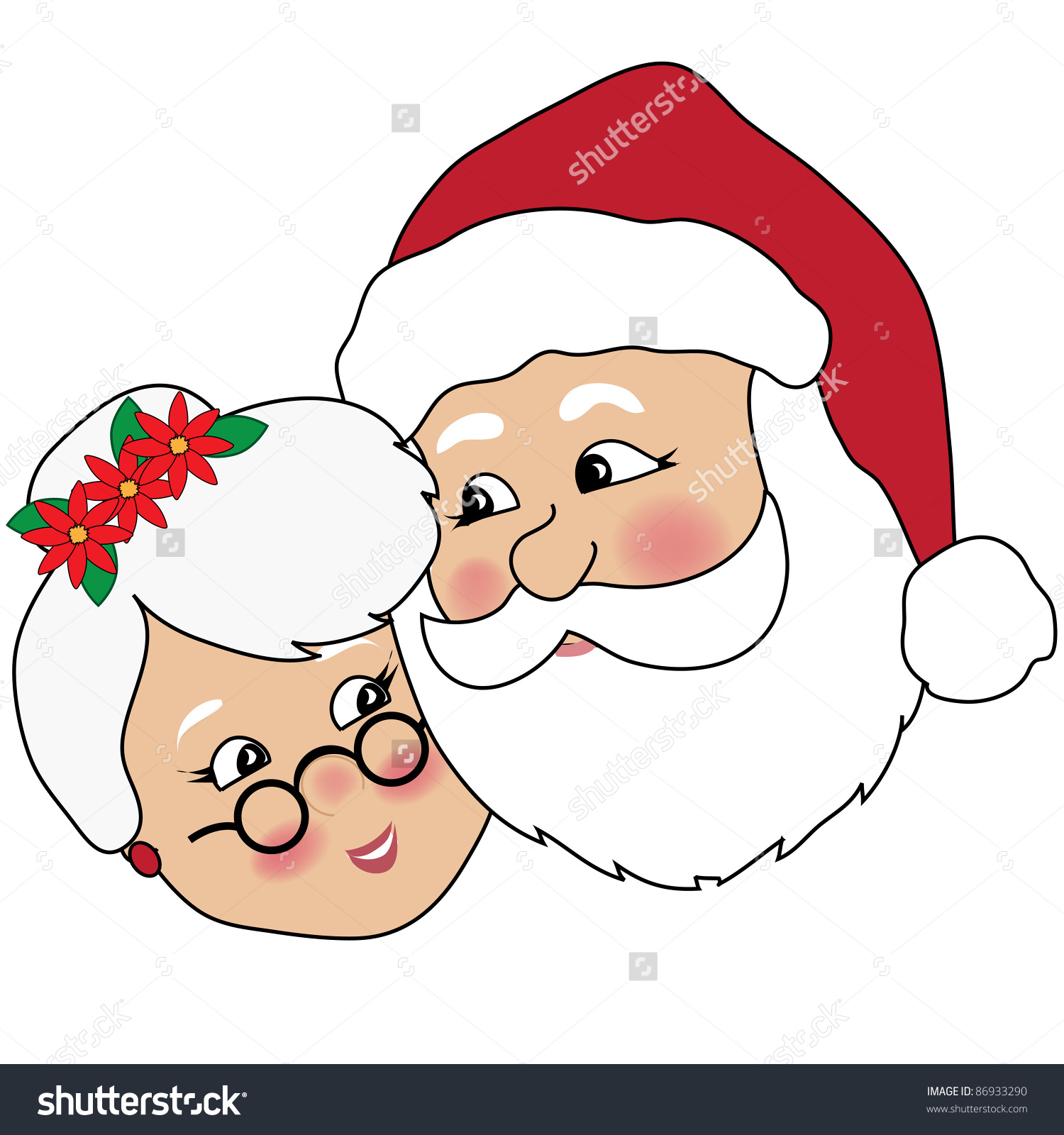 19+ Mrs Claus Clipart.