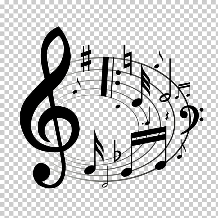 Musical note , music notes PNG clipart.