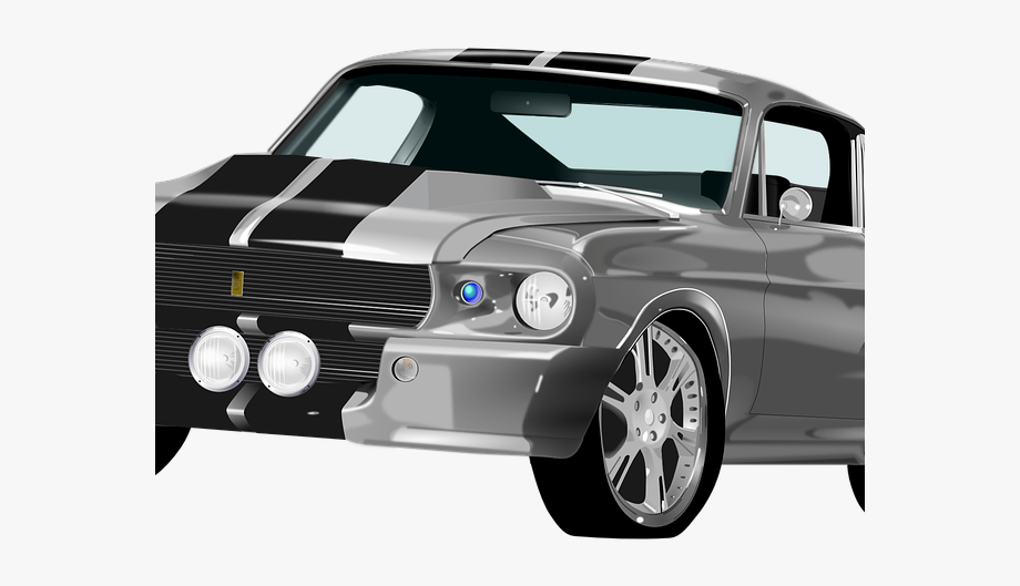 Mustang Clipart Oto.