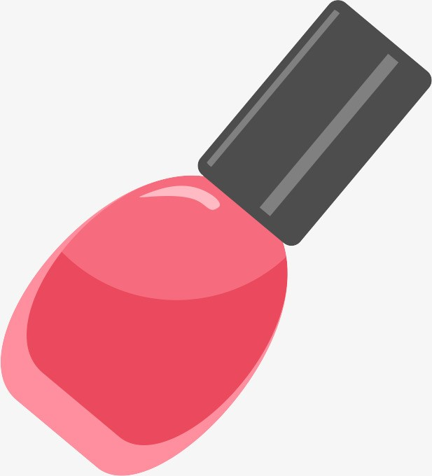 Clipart nail polish 4 » Clipart Portal.
