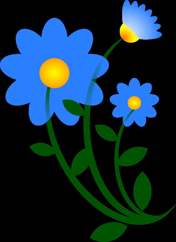flower clip art.