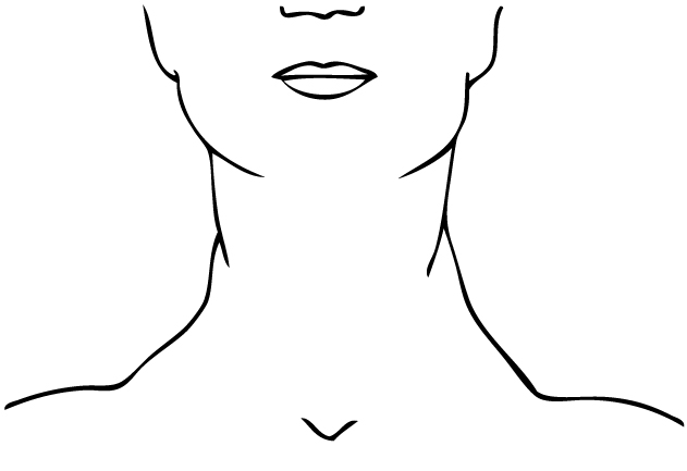 Neck clipart 5 » Clipart Station.