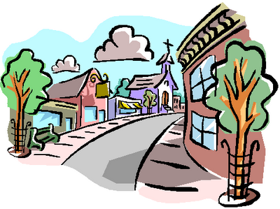 Collection of Neighborhood clipart.