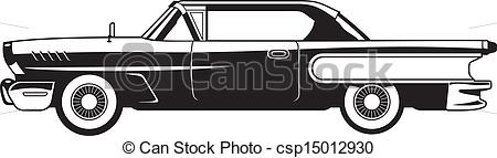 vintage 0 images about kankaanpainanta on clip art. old style car.