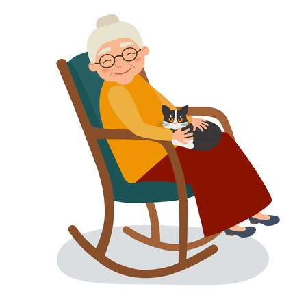 62,871 Old Woman Stock Illustrations, Cliparts And Royalty Free Old.