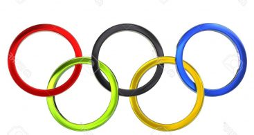 Free clipart olympic rings 2 » Clipart Station.