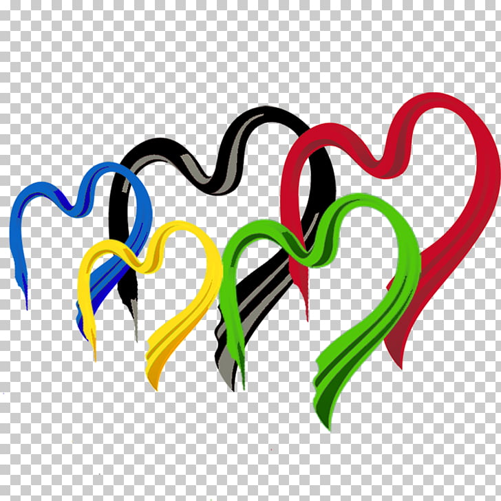 Olympic Games Olympic symbols Icon, The Olympic Rings PNG clipart.