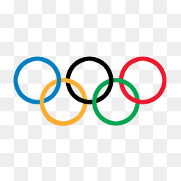 Olympic rings clipart » Clipart Station.