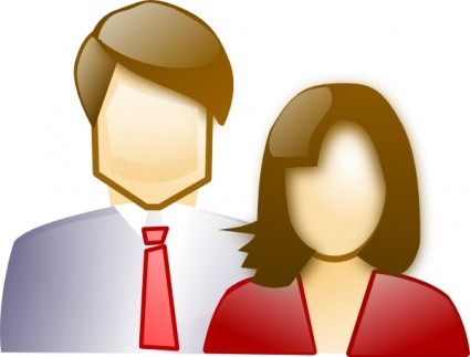Outline Man Silhouette Woman Couple Tree Lineart vector, free.