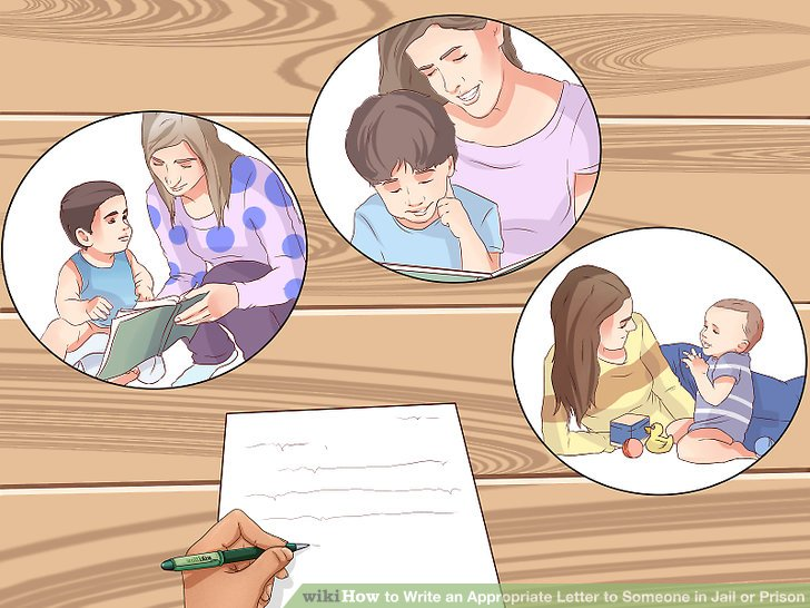 How to Write an Appropriate Letter to Someone in Jail or Prison.