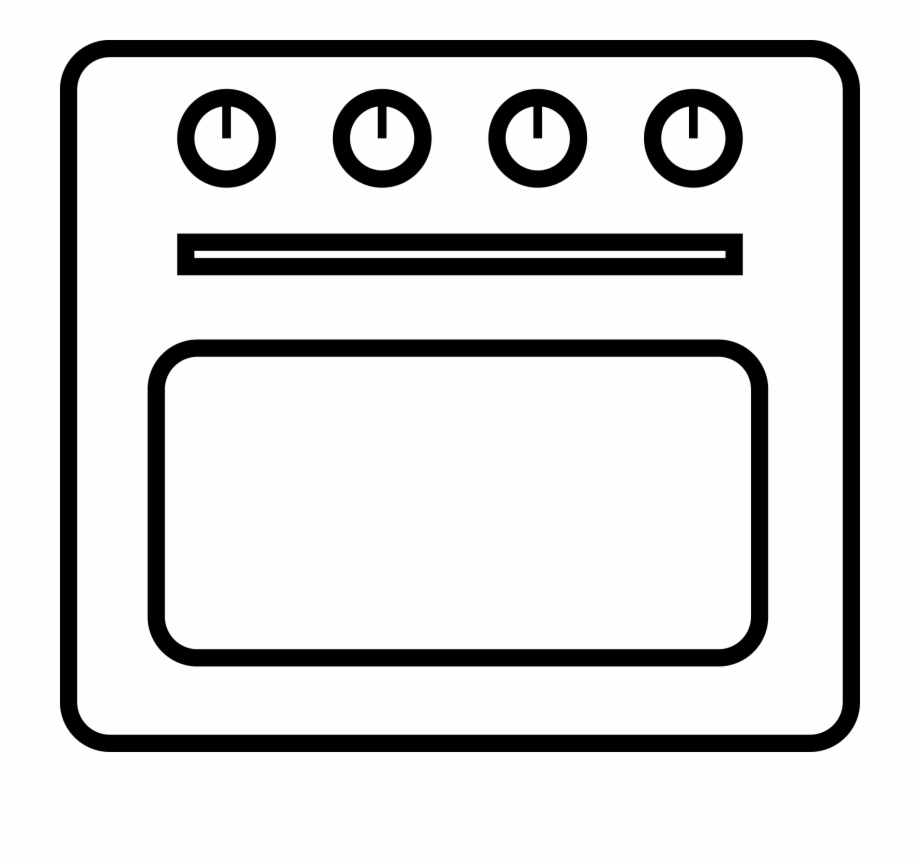 Clipart Oven.