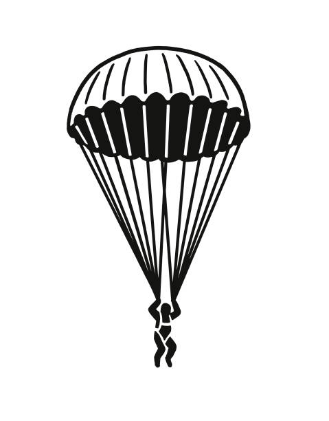 Top 60 Parachuting Clip Art, Vector Graphics and Illustrations.