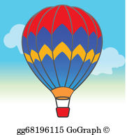 Royalty Free Parachute Clip Art.