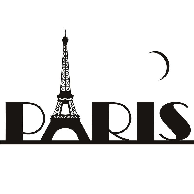 Clipart Of Paris France.