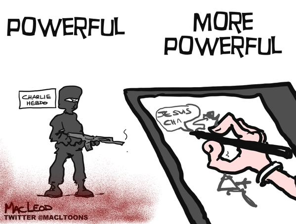 Showing post & media for Charlie paris attack cartoon.