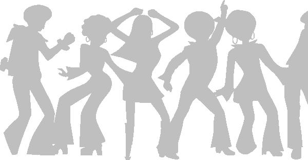 Dancing People Clip Art at Clker.com.