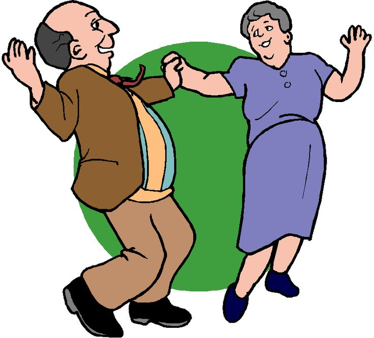 Showing post & media for Cartoon old people dancing clip art.