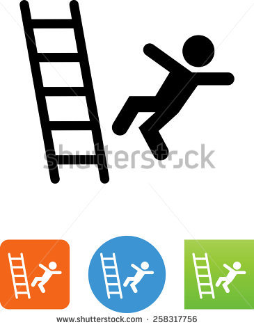 Person Falling Stock Images, Royalty.