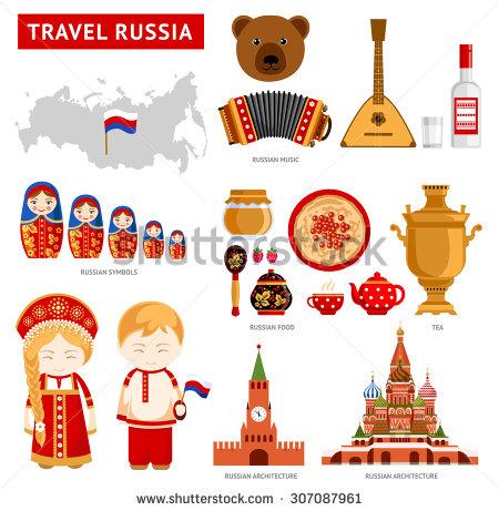 Russian Food Stock Vectors, Images & Vector Art.
