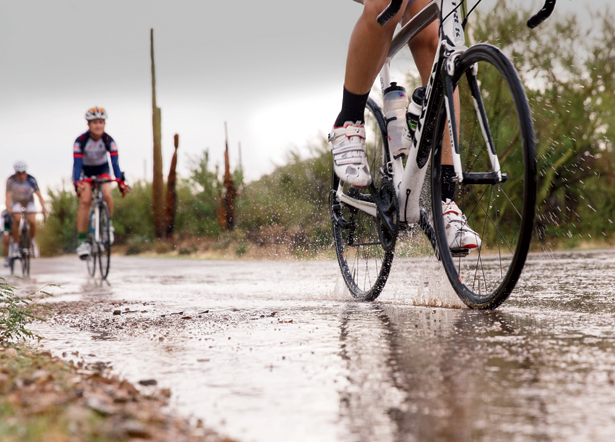 It's Time to Embrace Riding in the Rain.