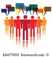 Socializing Clipart Illustrations. 1,556 socializing clip art.