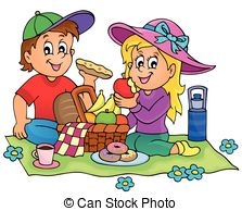 Picnic Illustrations and Clipart. 14,298 Picnic royalty free.