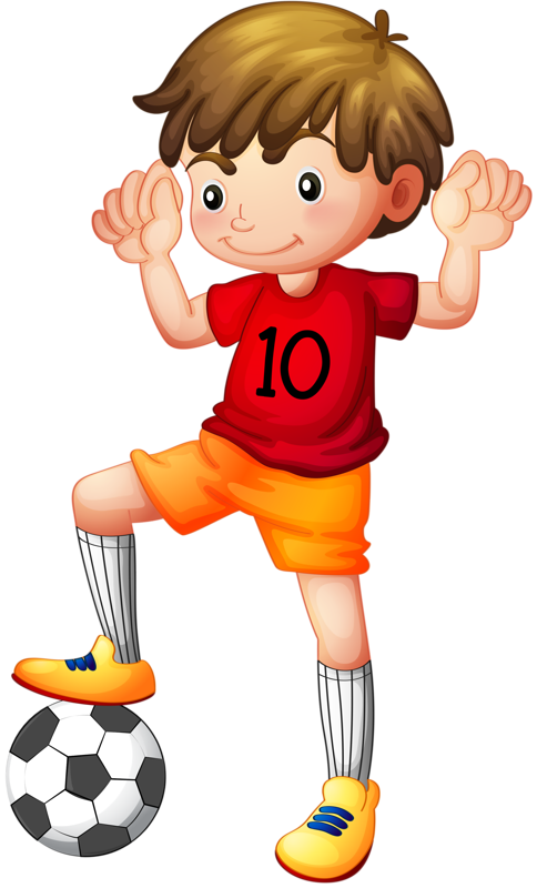 Library of children playing football svg transparent library.
