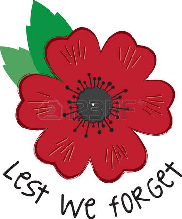 Remembrance day poppy clipart 3 » Clipart Station.