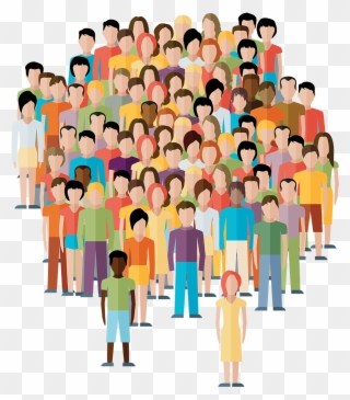 Free PNG Population Clip Art Download.