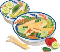 Food Clip Art: Hispanic Foods CD.