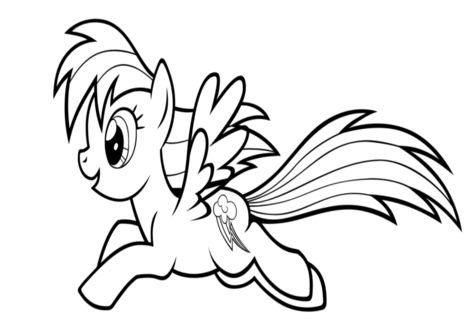 rainbow dash coloring sheets rainbow dash coloring pages coloring.