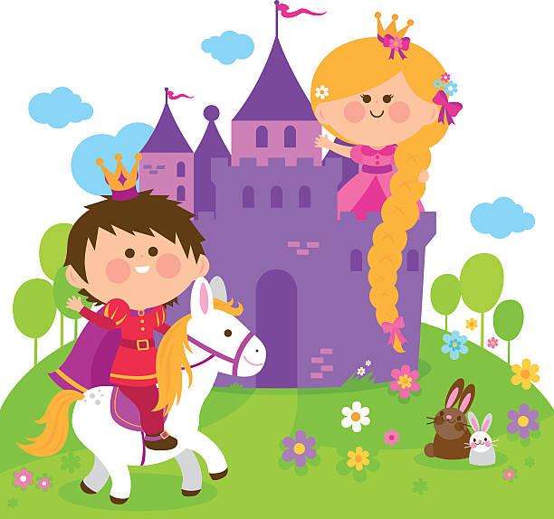 Best Rapunzel Illustrations, Royalty.