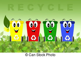 Recycling bins Clipart and Stock Illustrations. 9,546 Recycling.