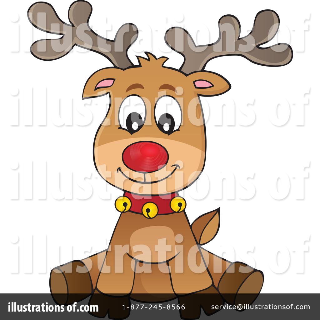 Reindeer Clipart #1490694.