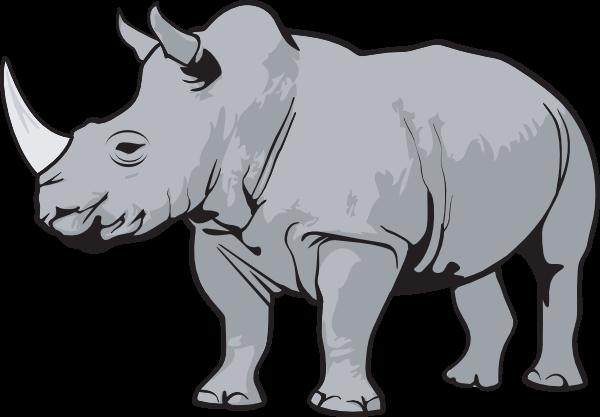 Rhino Cliparts.