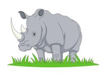 Free Rhino Clipart.