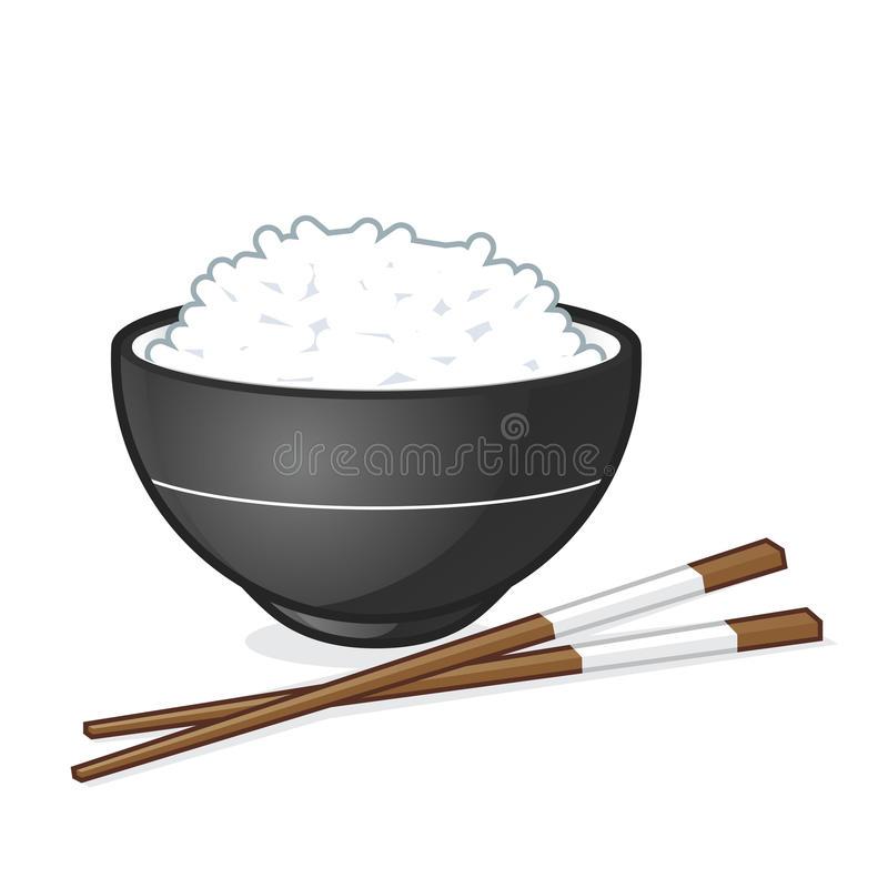 Rice Stock Illustrations.