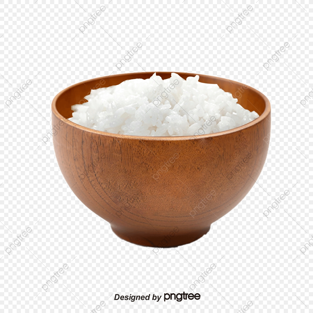 A Bowl Of Rice, Rice, Bowl, Bowls PNG Transparent Clipart Image and.
