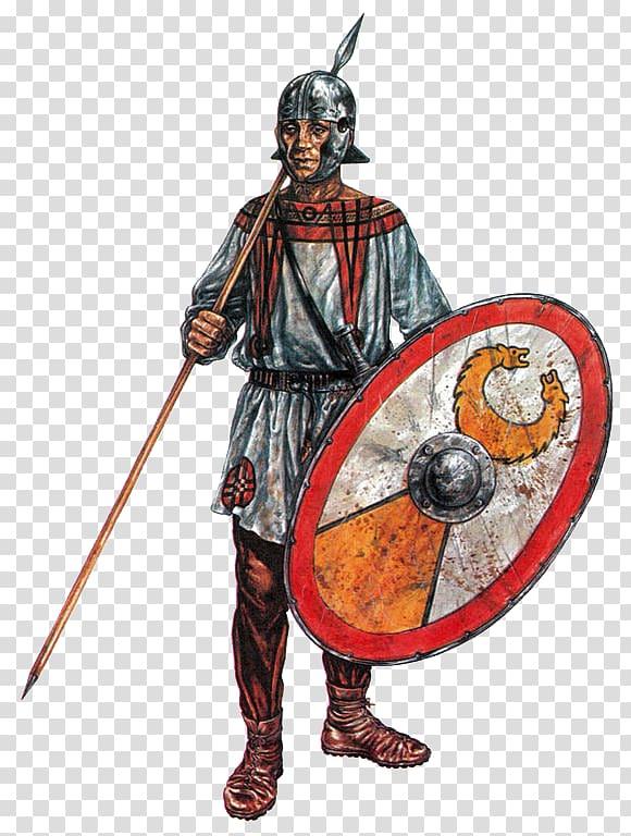 Ancient Rome Roman legion Roman army Legionary, Hand.