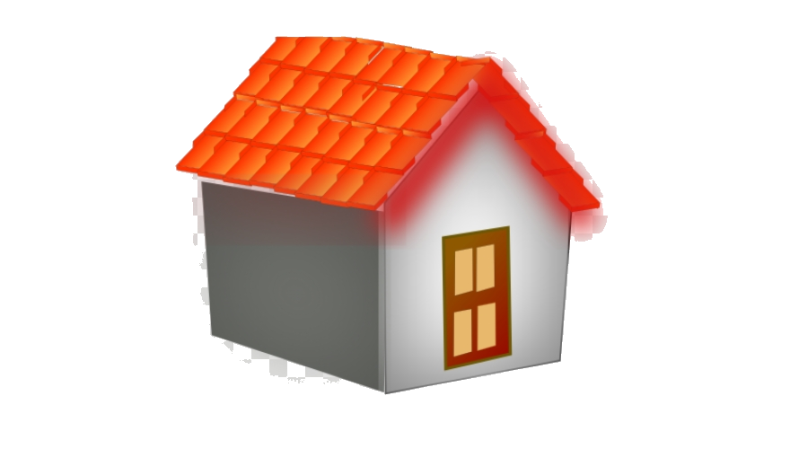 Roof Clipart House Transparent Png.