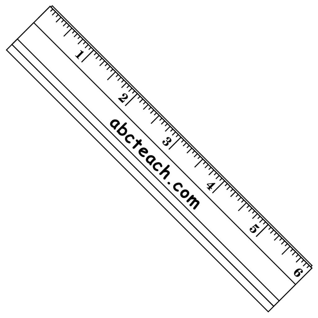 Best Ruler Clipart #7986.