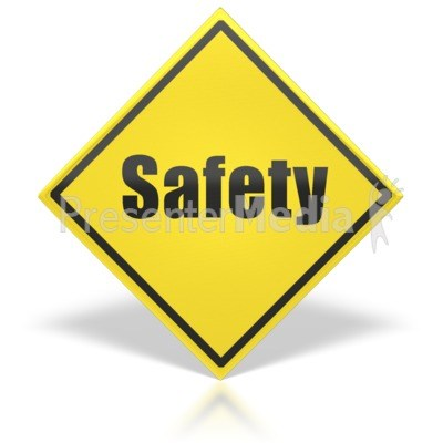 Safety signs clipart » Clipart Portal.